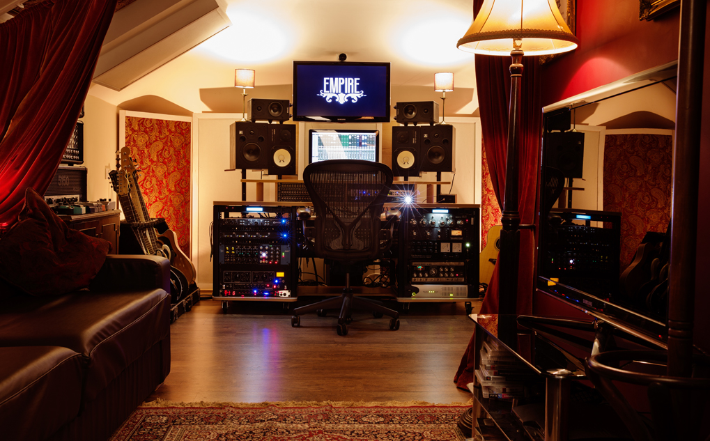 Your Music. Your Studio.